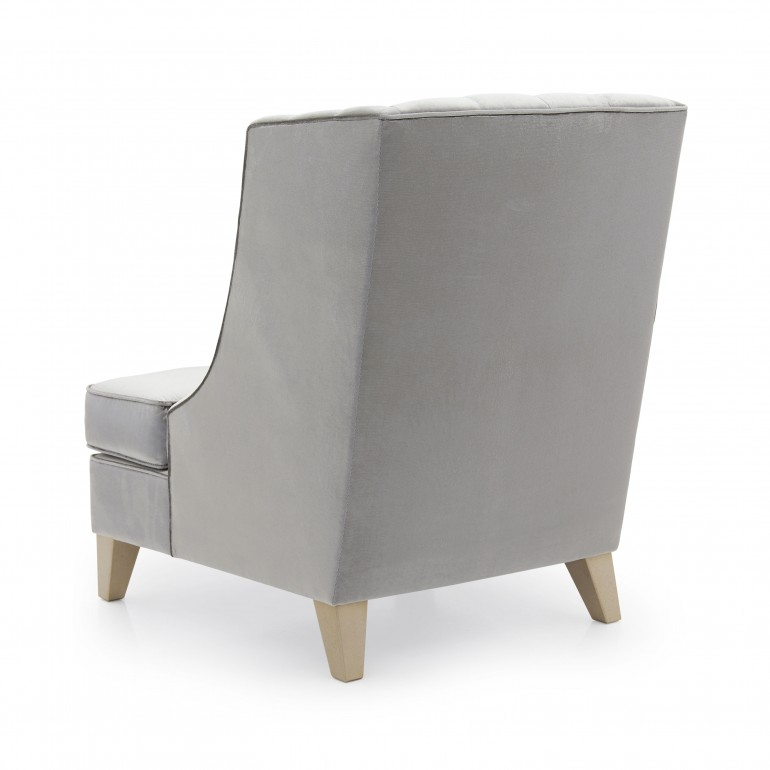 4685 modern style wood armchair fortuna4