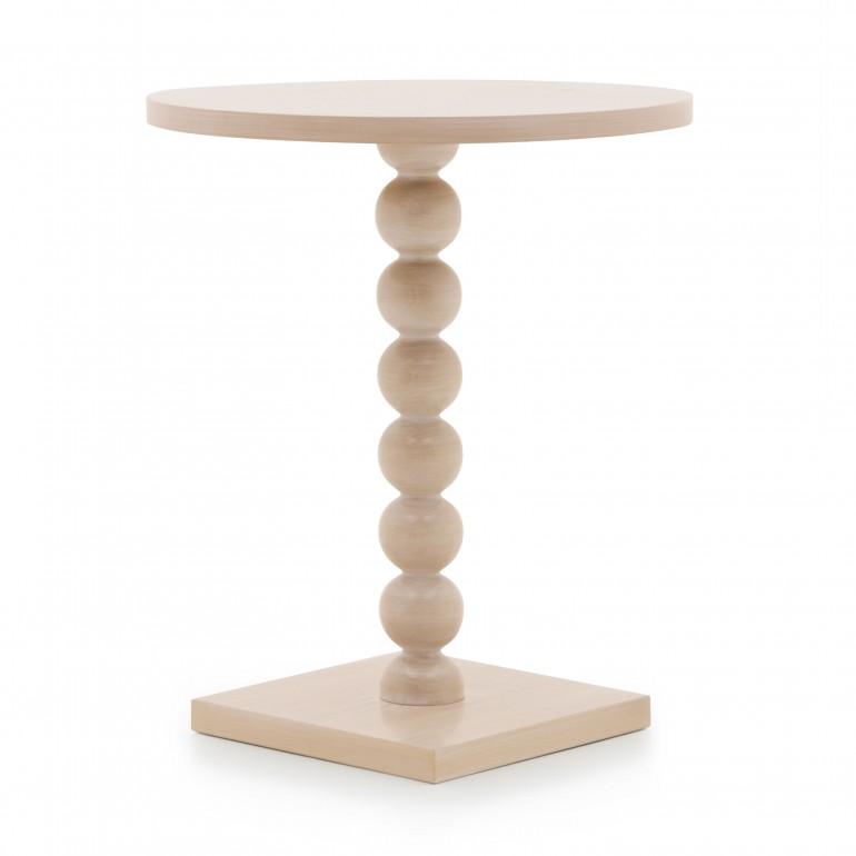 4686 modern style wood tall table lekani4