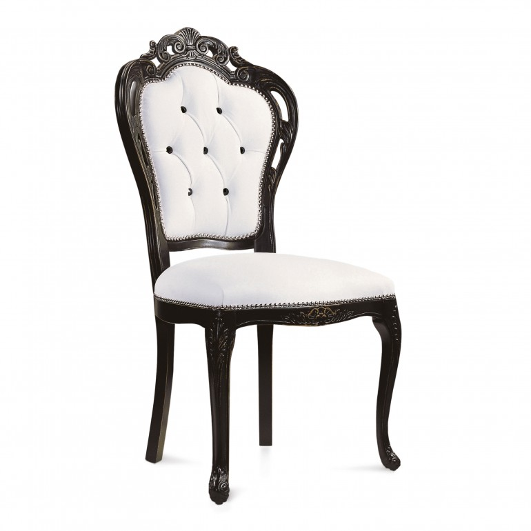 4709 classic style wood chair traforata2