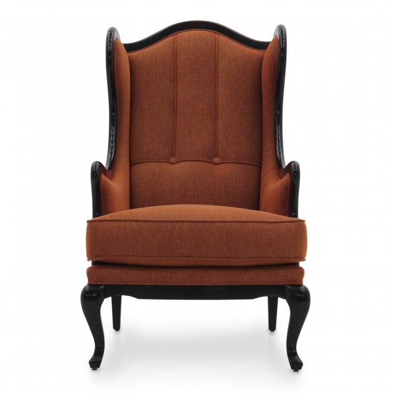 4722 classic style wood armchair leia4