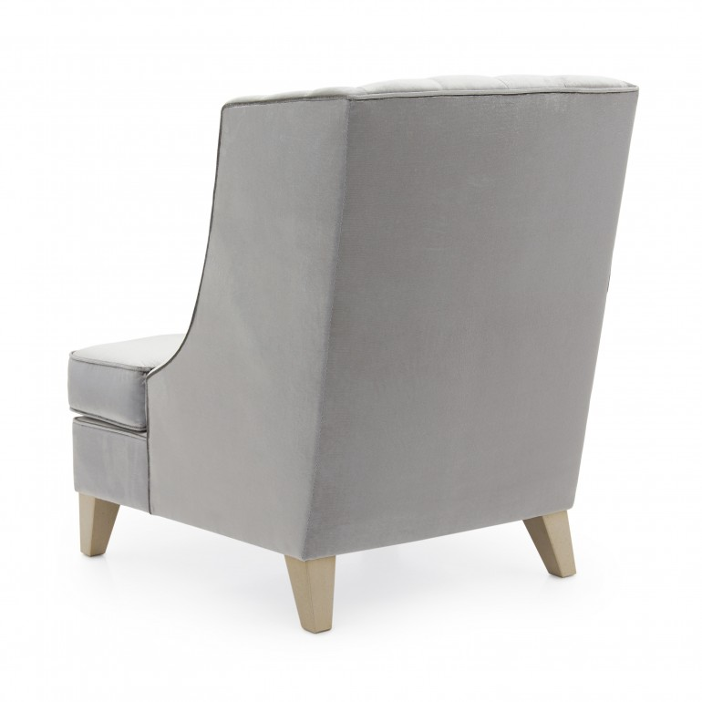 4756 modern style wood armchair fortuna4