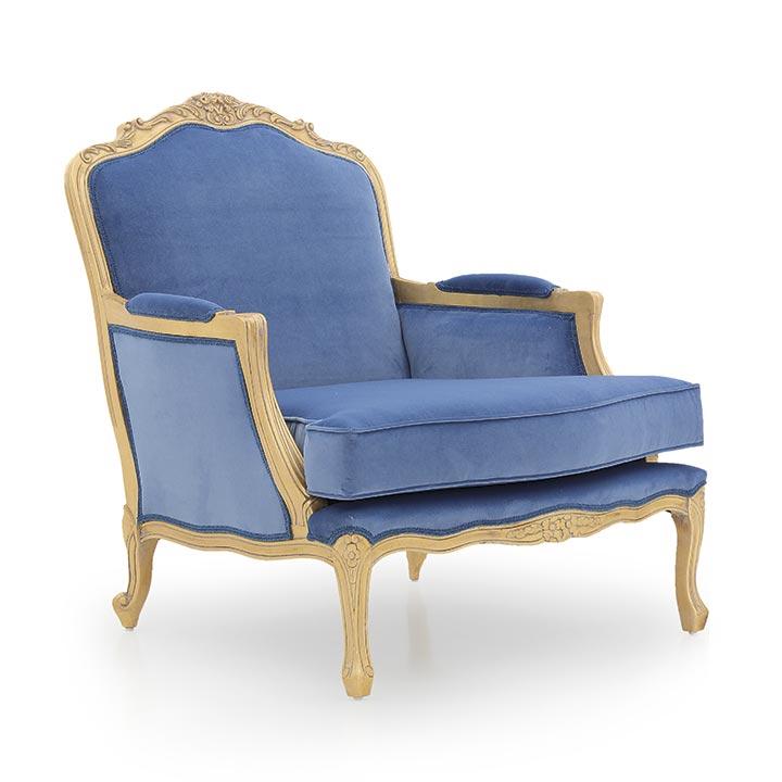 486 classic style wood armchair spagna b4