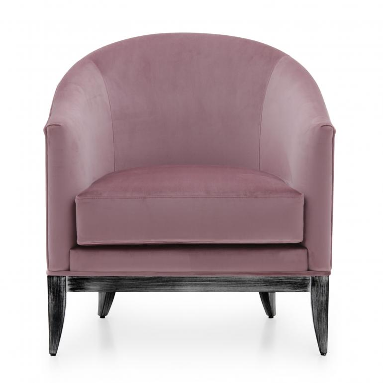 4890 modern style wood armchair king6