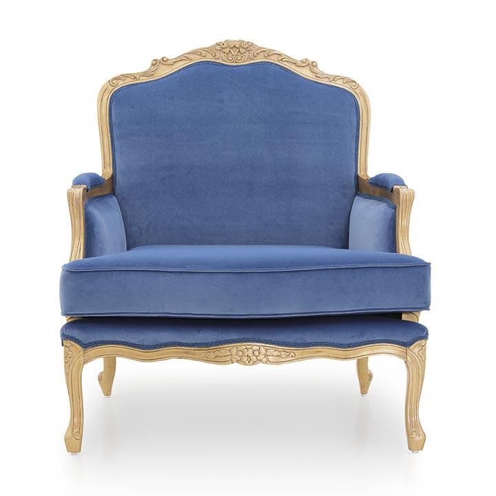 509 classic style wood armchair spagna b5