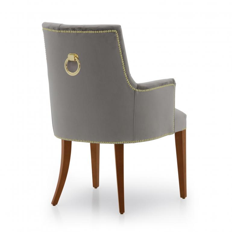 5153 modern style wood armchair olimpia6