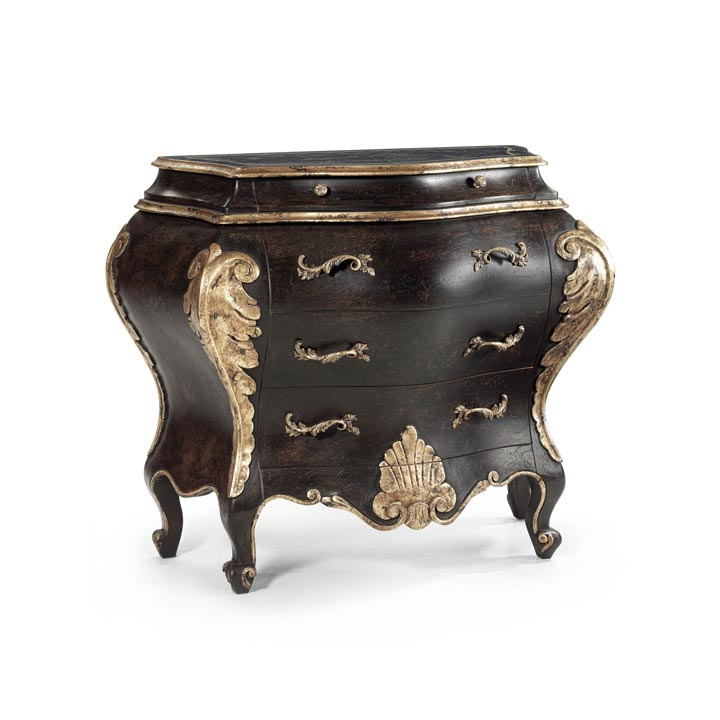 518 baroque style wood chest ares5