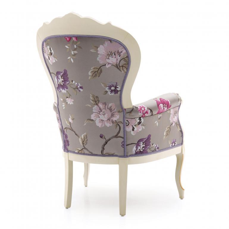 5241 classic style wood armchair foglia4