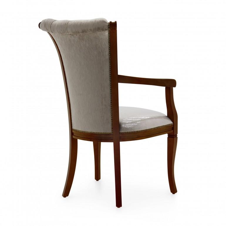 5249 classic style wood armchair york8
