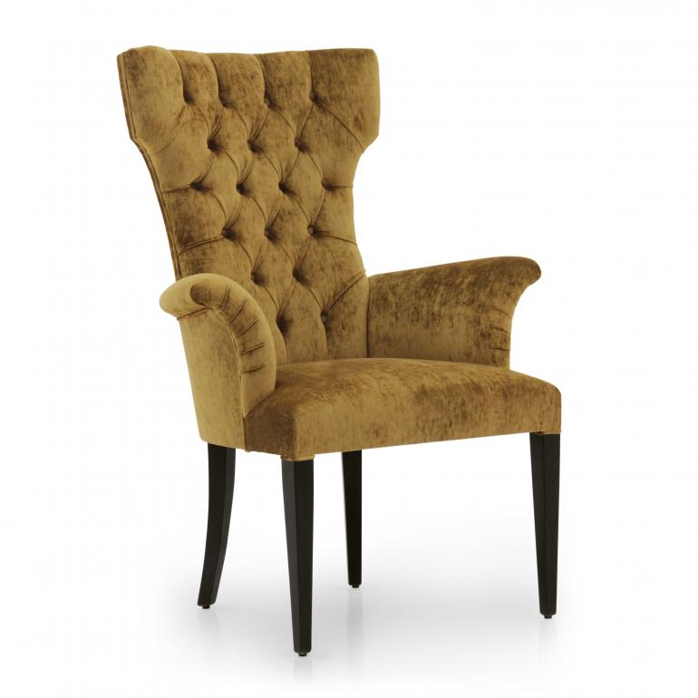 5275 modern style wood armchair queen2