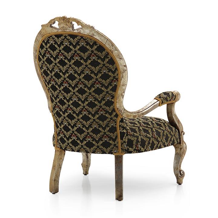532 classic style wood armchair pollia b4