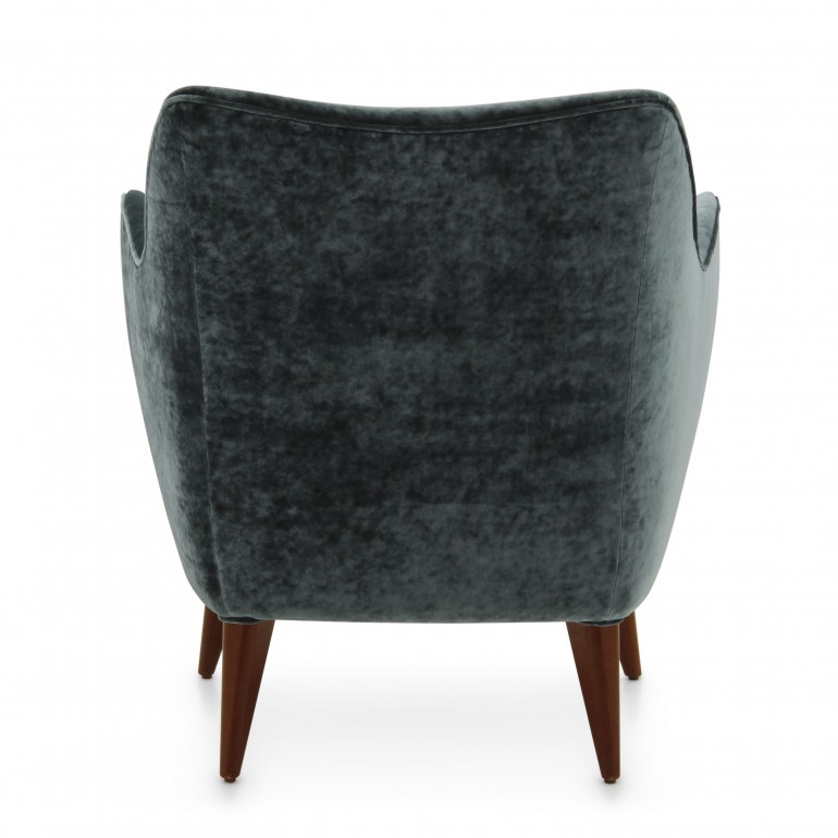 5356 modern style wood armchair split5