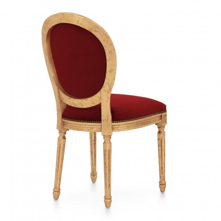 5358 classic style wood chair luigi7
