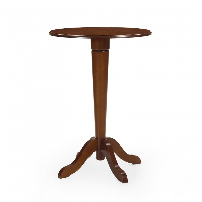 classic style high wooden table