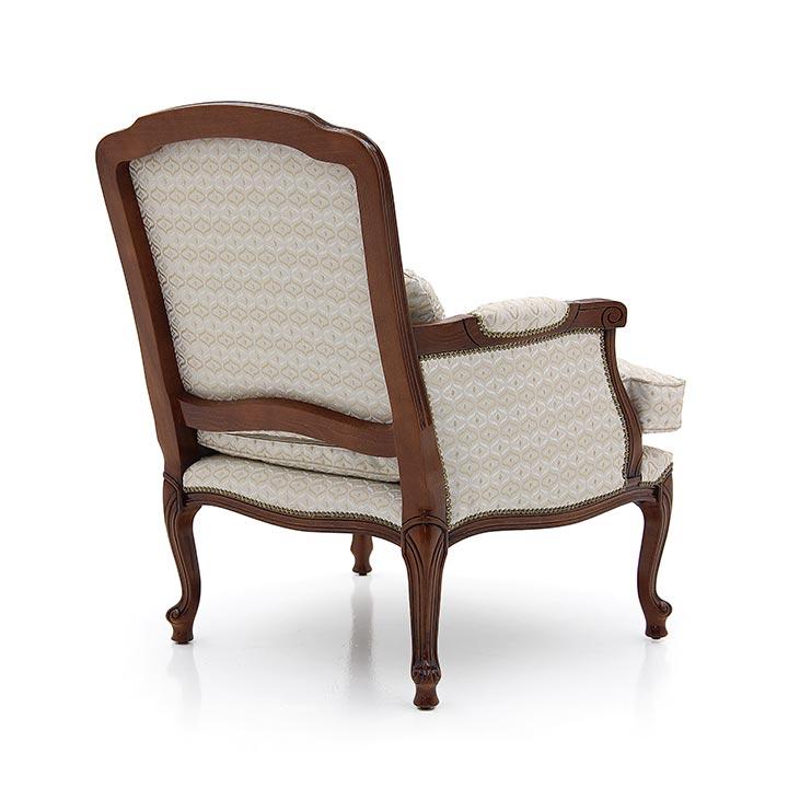 539 classic style wood armchair carmen4