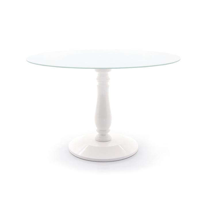 54 classic style wood table fuso