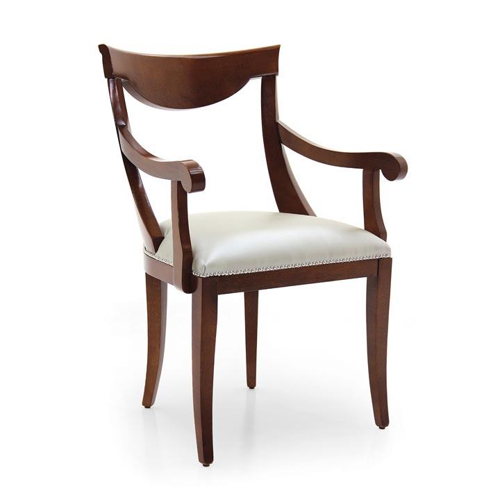 54 modern style wood armchair pascal