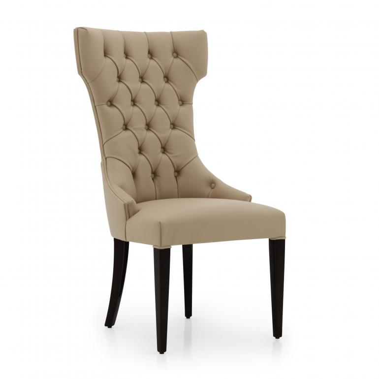 5410 modern style wood chair queen3