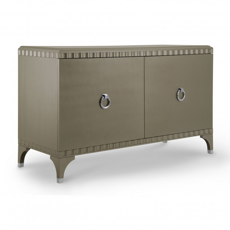 5417 modern style wood chest ellipse e5