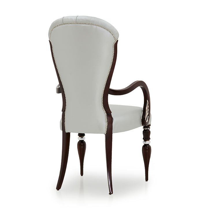 546 modern style wood armchair adele2