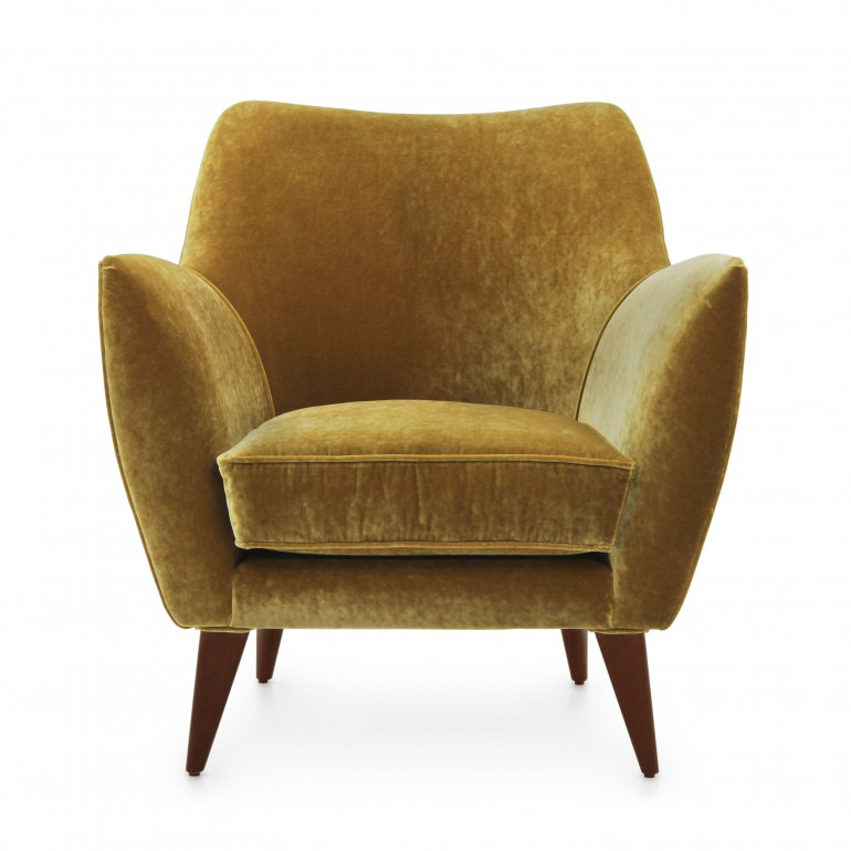 5497 modern style wood armchair split6