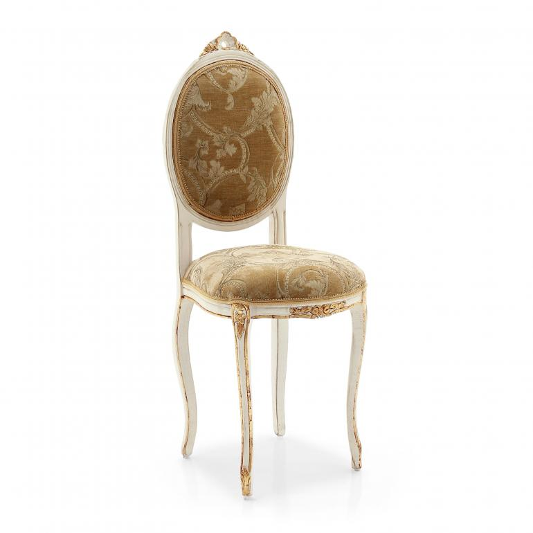 55 classic style wood chair bambolina