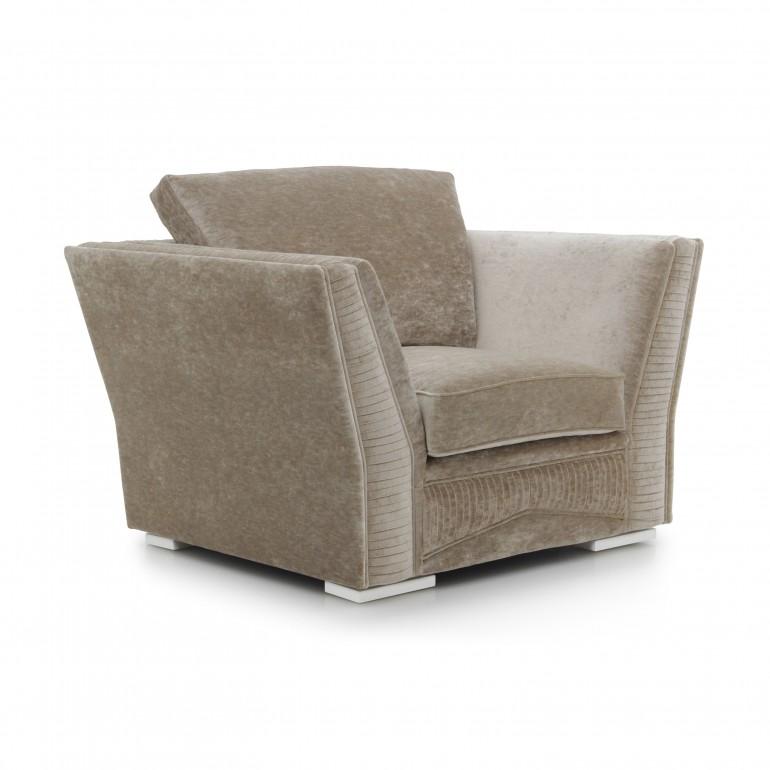 5510 classic style wood armchair garda4