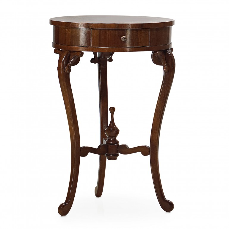 5547 classic style wood table guglia