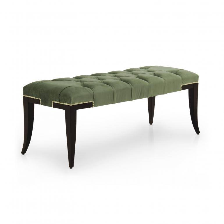 5582 modern style wood bench idra8