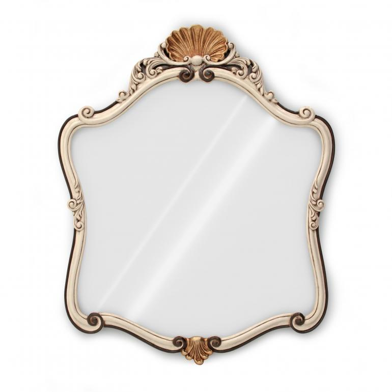 56 baroque style wood mirror calicis1