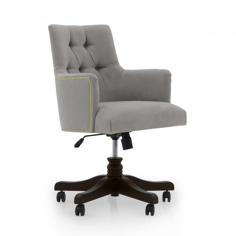 5614 modern style wood armchair edward