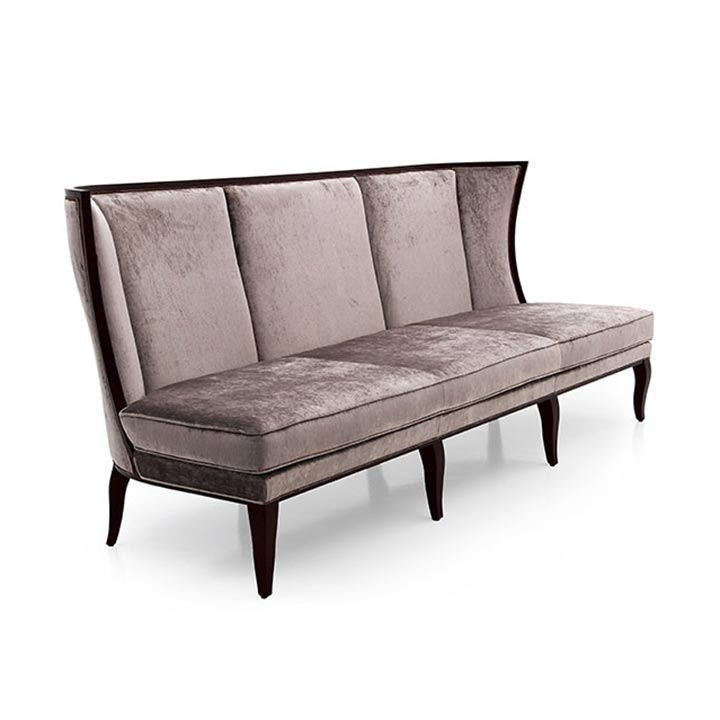 3 Seater sofa Scalea - Sevensedie