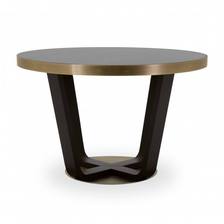 5796 modern style wood table custom032