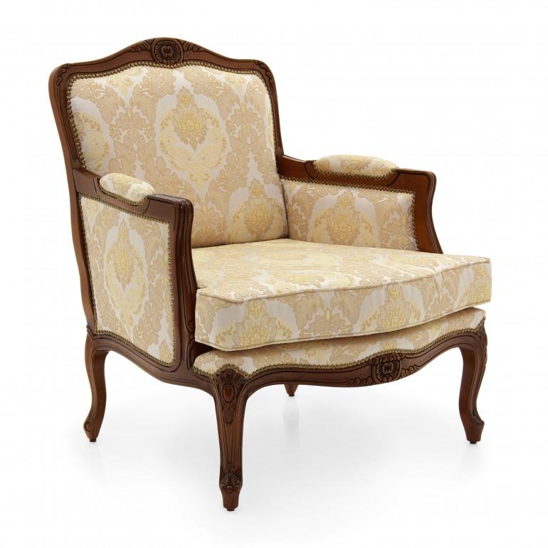 5807 classic style wood armchair cloe6