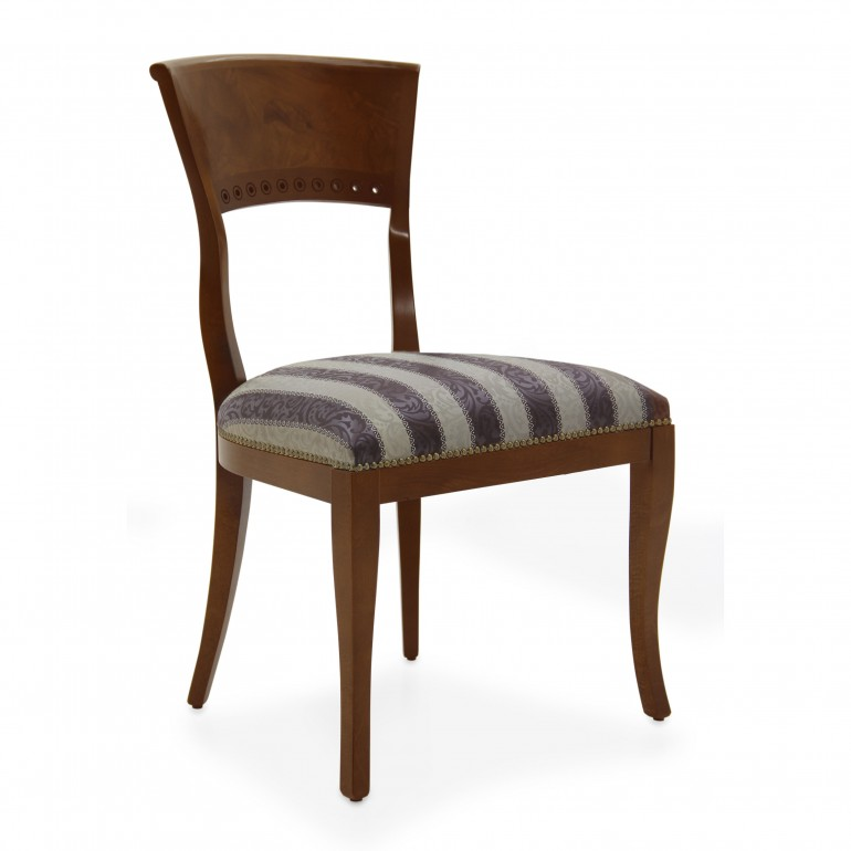 5808 classic style wood chair radica