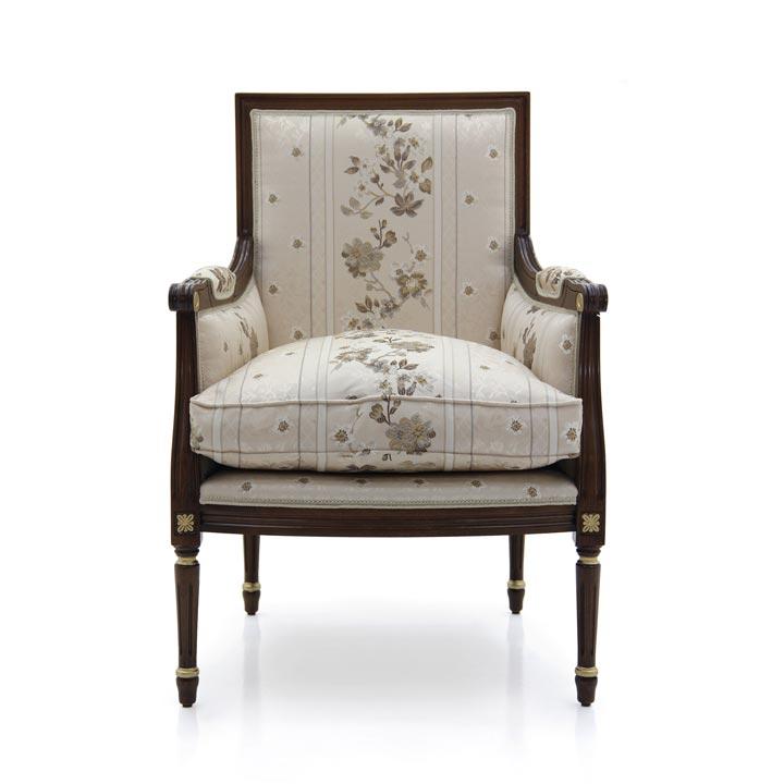 581 classic style wood armchair luigi4