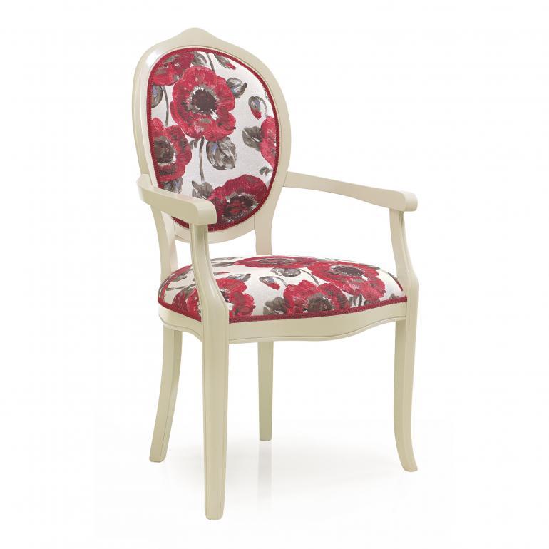 5831 modern style wood armchair debora2