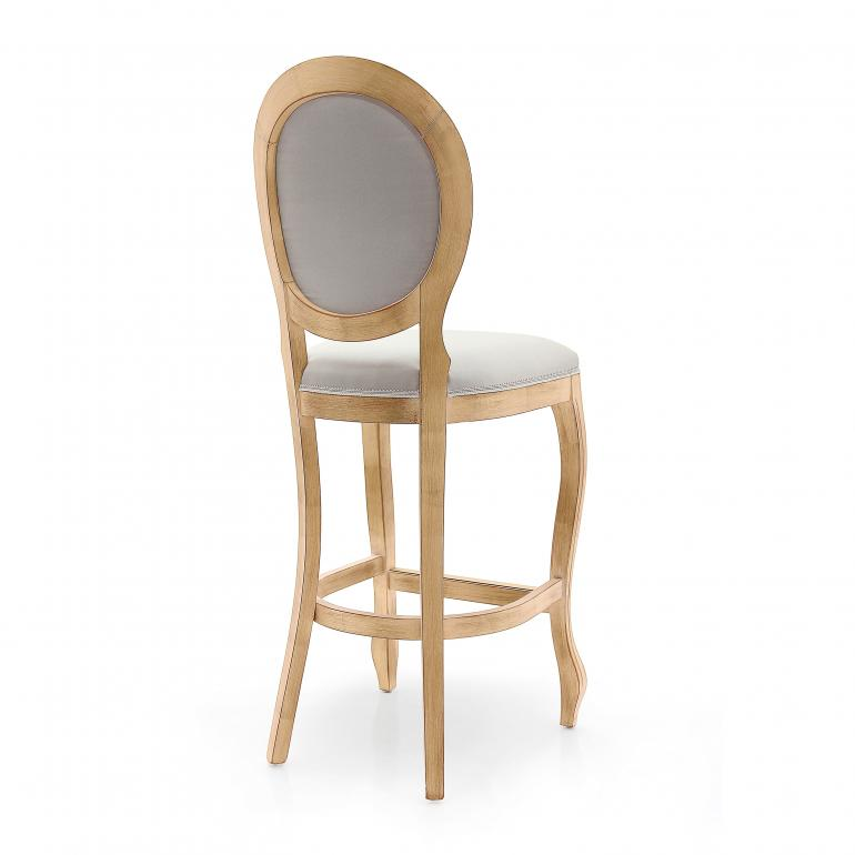 5902 classic style wood barstool liberty3