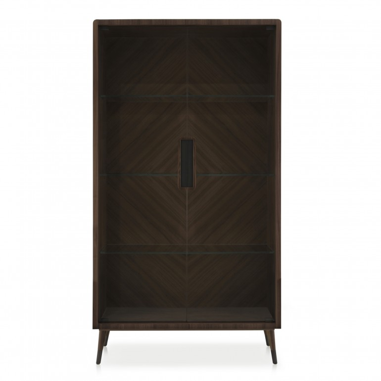 5965 modern style wood cupboard moon