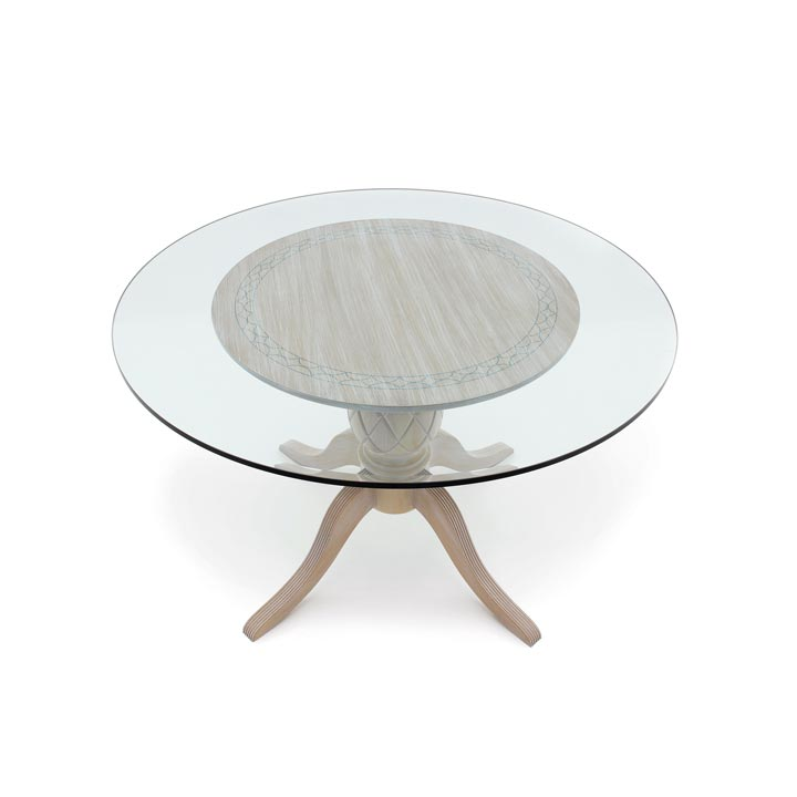 603 modern style wood table ananas3