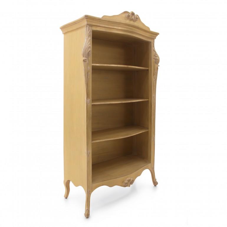 6078 classic style wood bookcase urania1