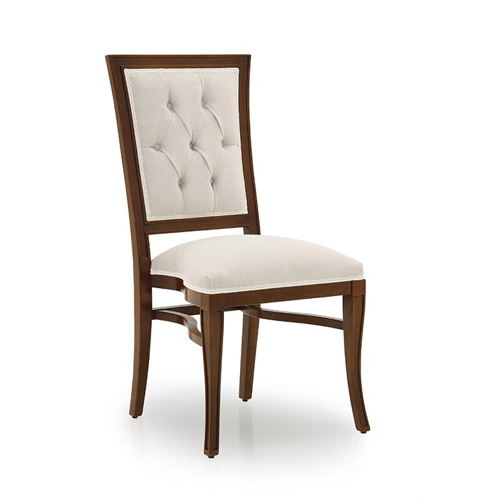61 classic style wood chair amelia