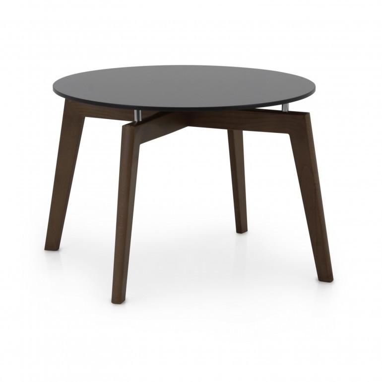 6121 modern style wood table theo b
