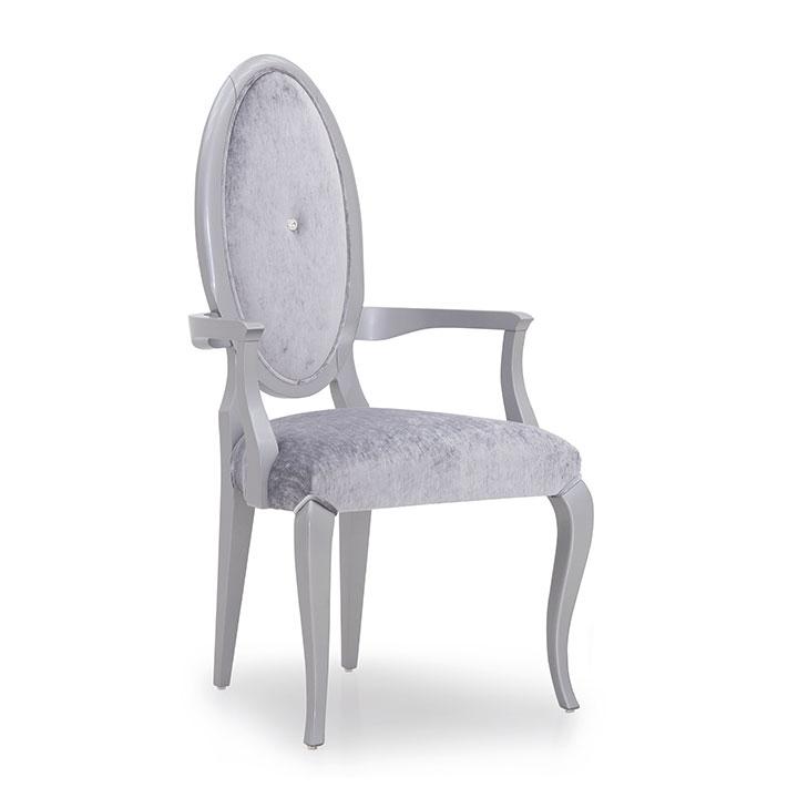 613 modern style wood armchair capriccio2