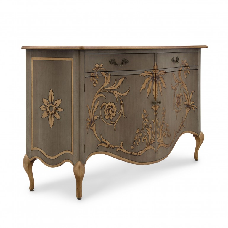 6192 classic style wood sideboard euridice12