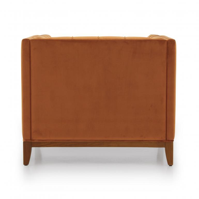 6235 modern style wood armchair lixis5