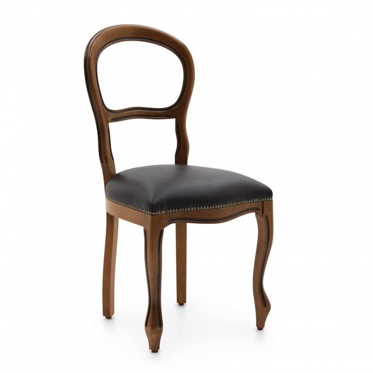 625 classic style wood chair bella