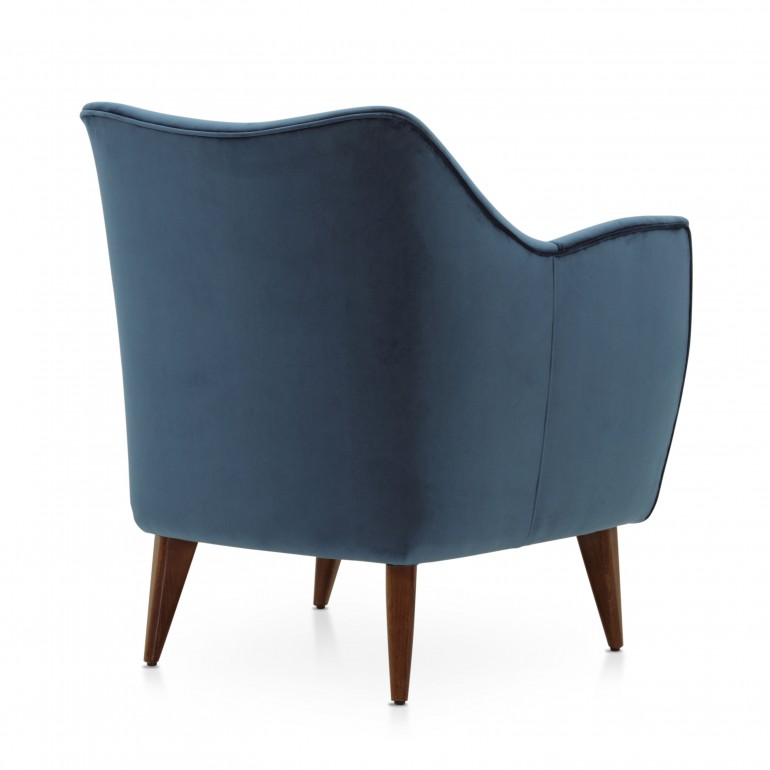 6250 modern style wood armchair split11
