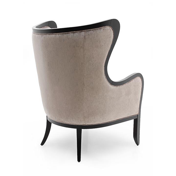 634 modern style wood armchair clara7