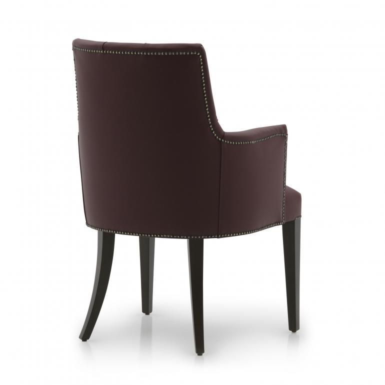 6352 modern style wood armchair olimpia8