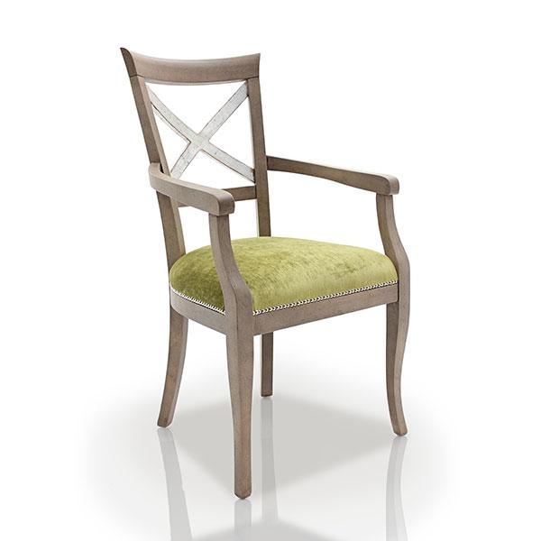 Capotavola classico croce seven sedie - Sedie capotavola ...